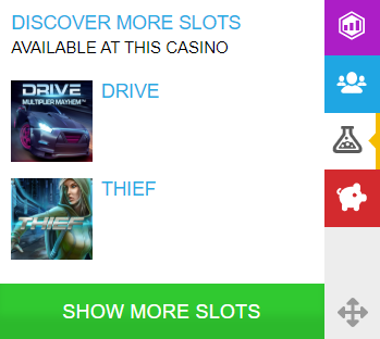 Slot Tracker Widget panel 3