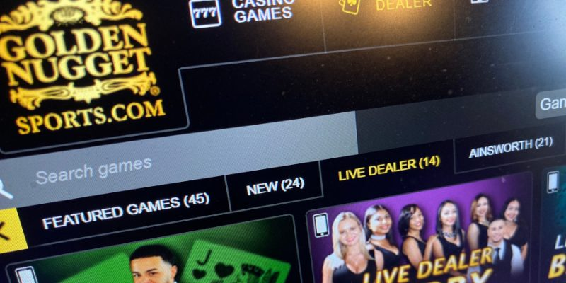 Acquisition and Renaming of Golden Nugget Online Gaming Complete