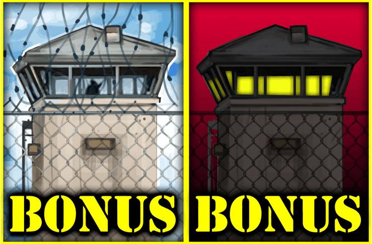 Bonus Symbol San Quentin